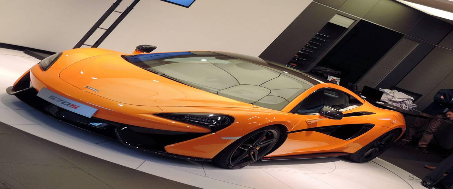 Weekend with a McLaren 570S