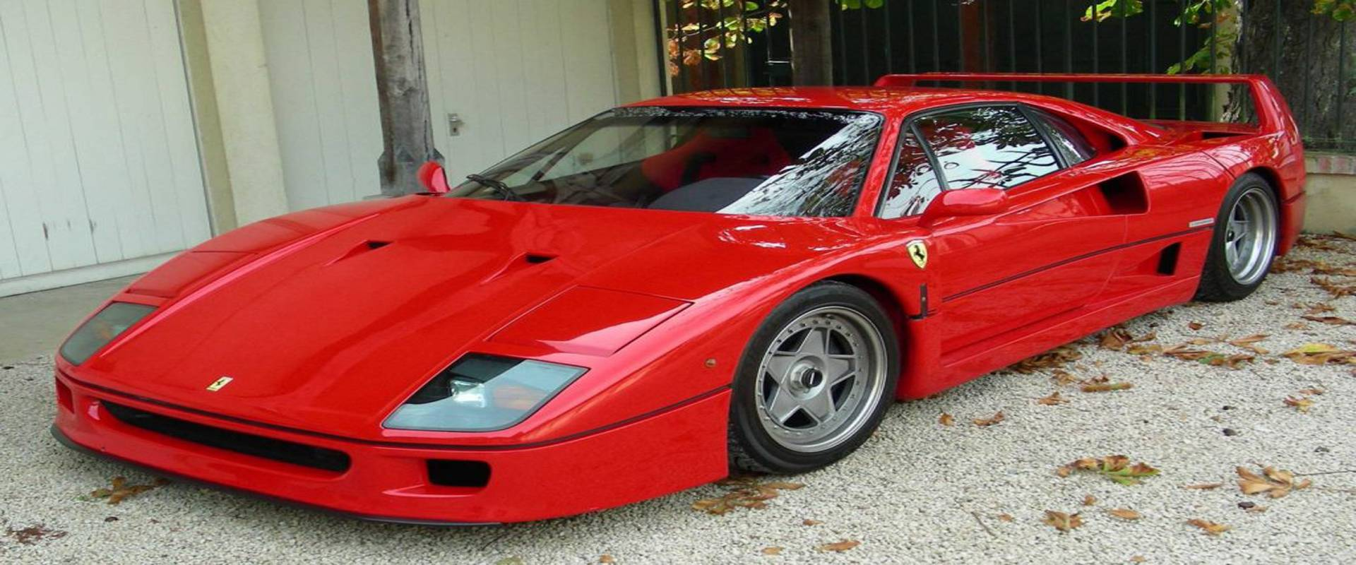Collecting a Ferrari F40 & Driving it Across Europe