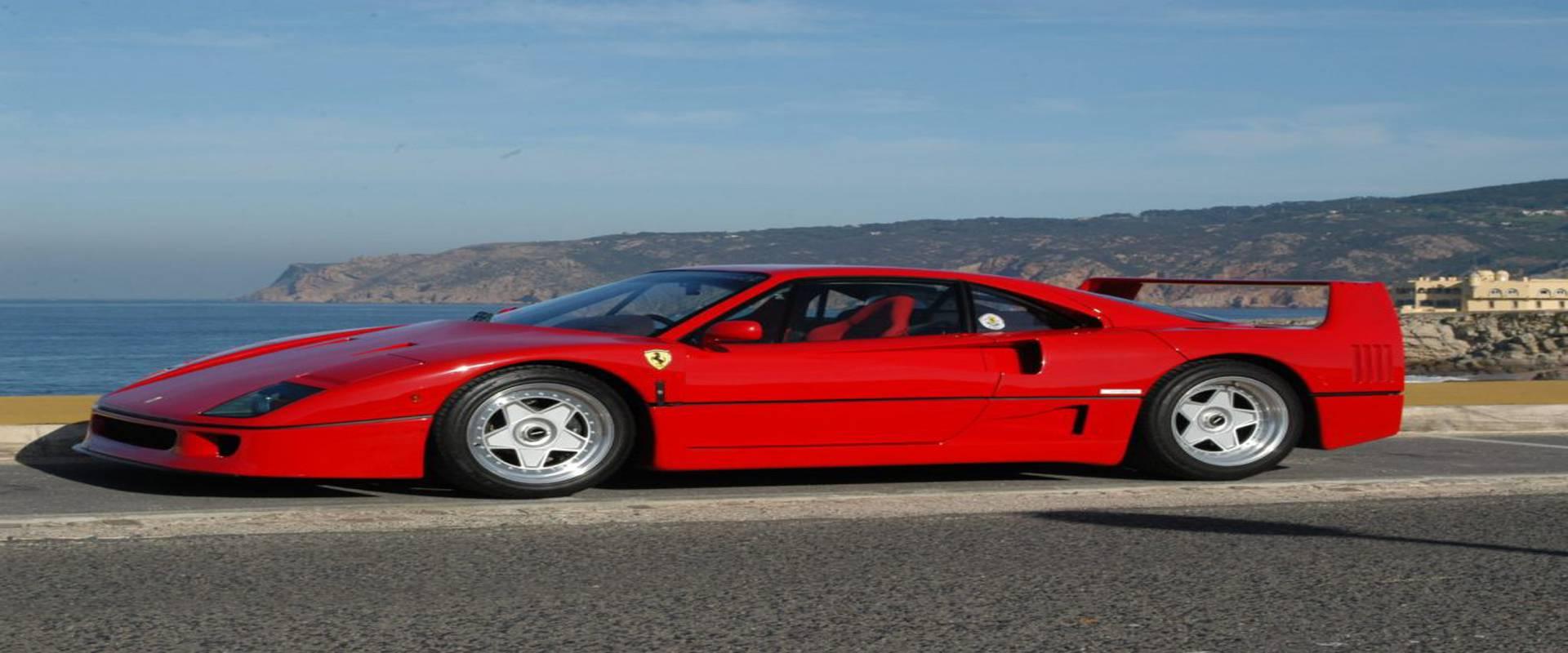 Ferrari F40 – The Long Wait & Finally Coming to America Ferrari