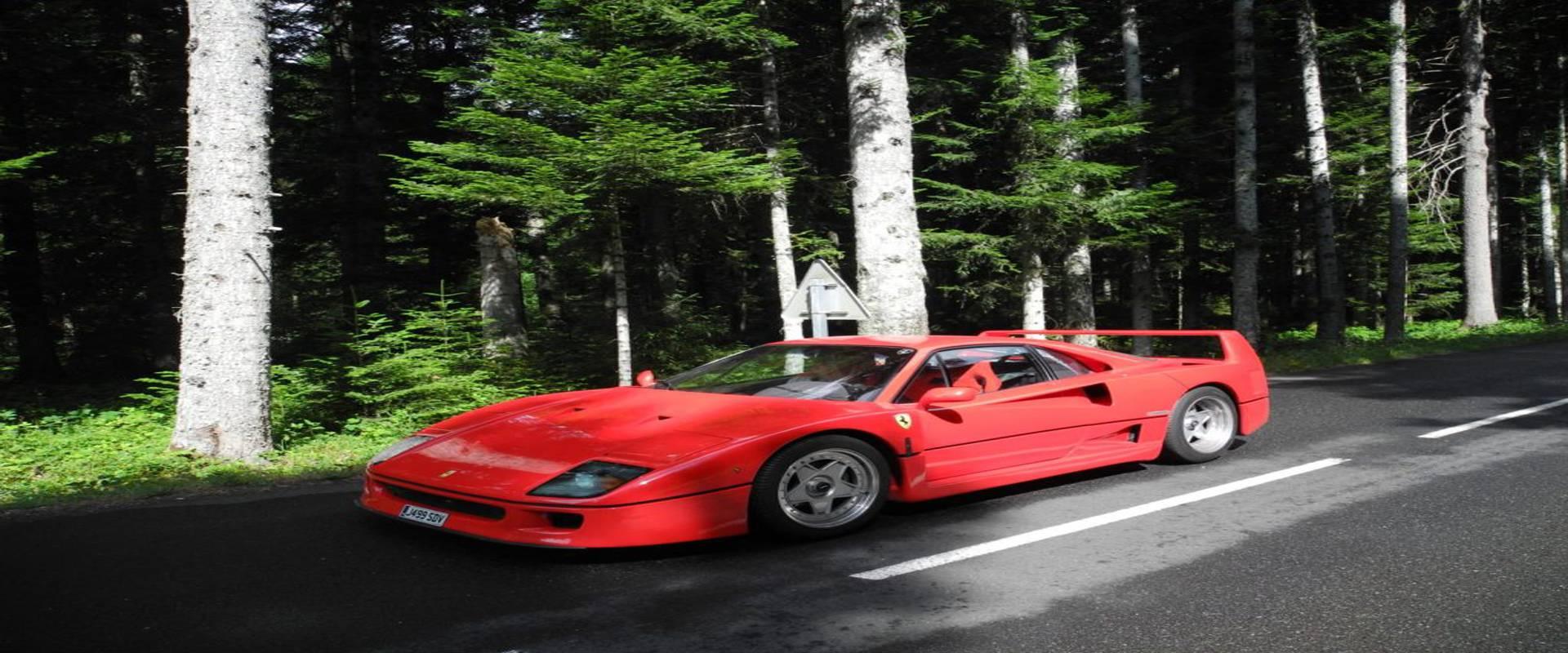 Ferrari F40 Buying Advice