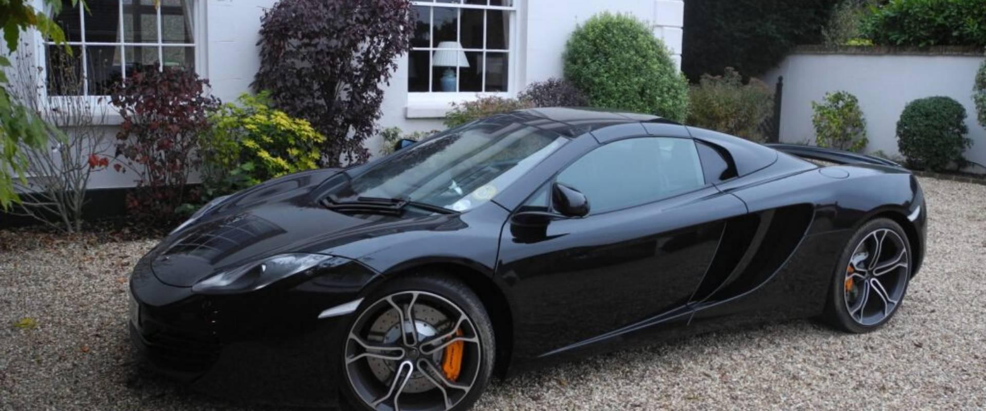 McLaren 12C Spider – Ownership Report 1st 6 Months