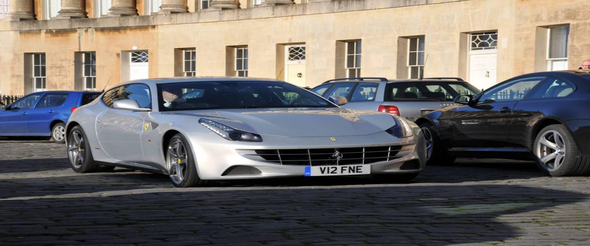 Weekend with a Ferrari FF