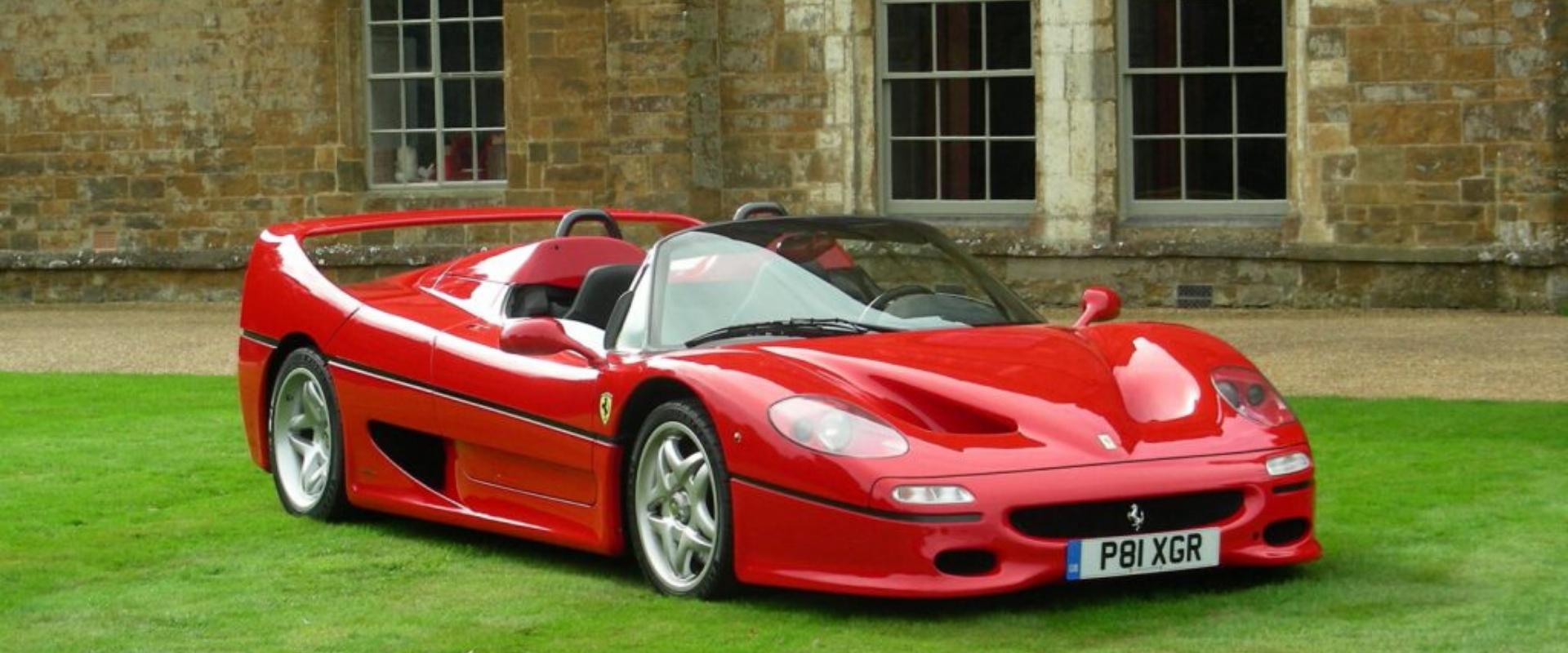 Living With a Ferrari F50