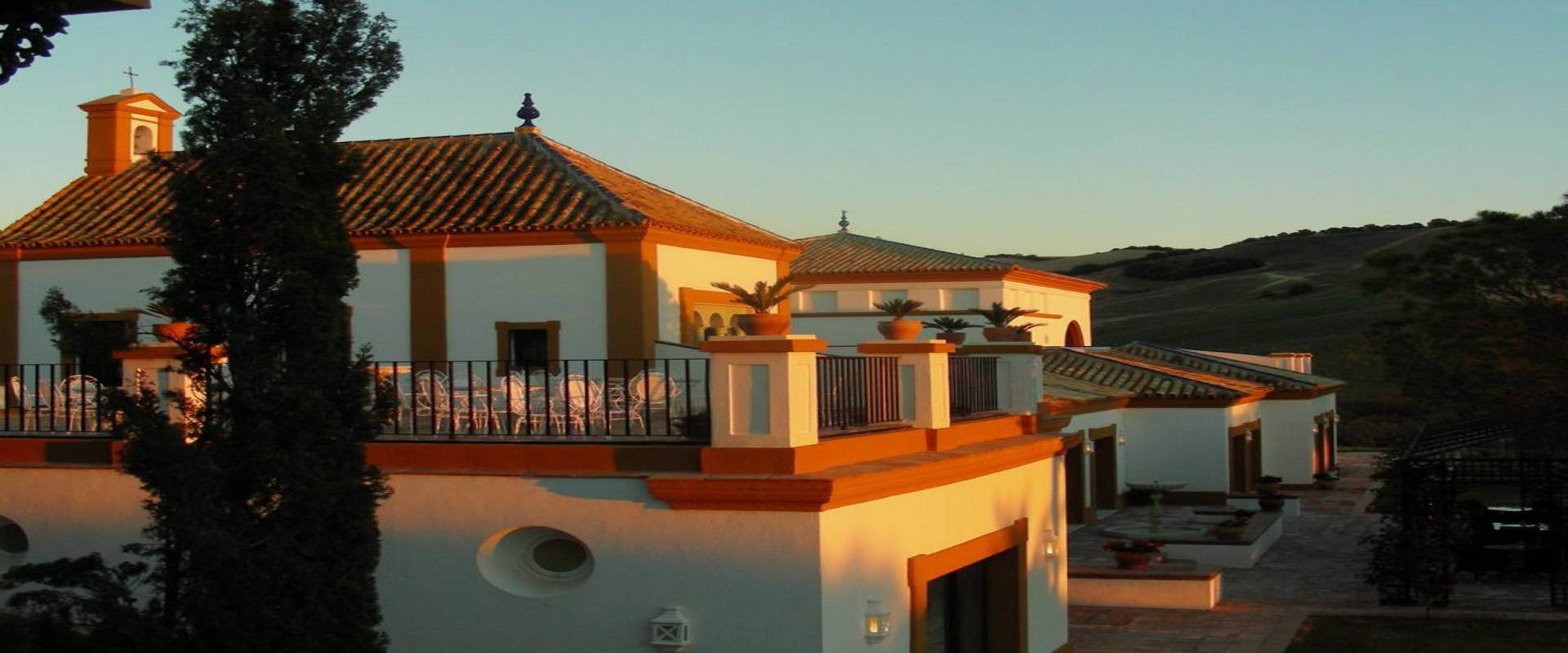 Hotel Cortijo Soto Real Luxurious Tranquillity within Andalusian Nature