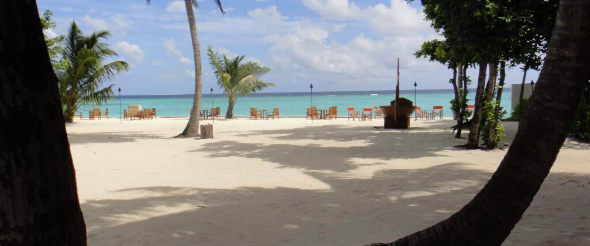 Karen's Favorite Vacation Place Four Seasons Resort Maldives at Landaa Giraavaru