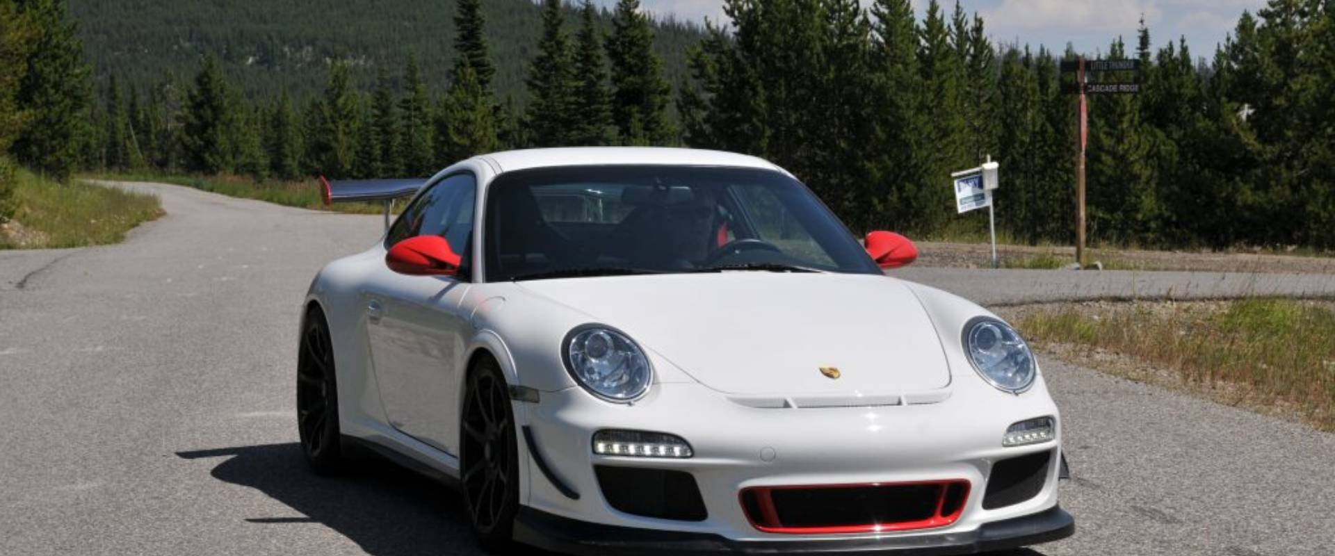 2 Days, 1600 miles, and a few Mountains in the Porsche 911 GT3 RS