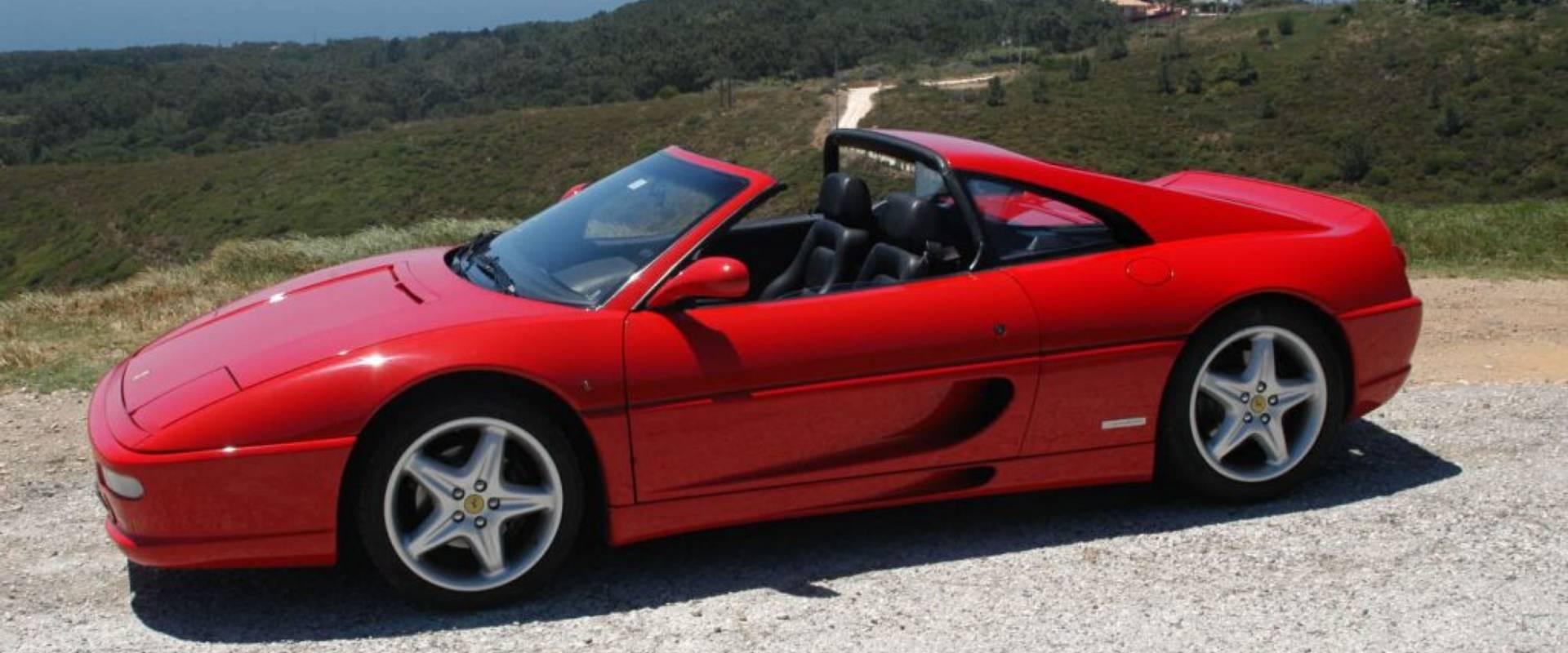 My Ferrari History: Part 1, F355GTS - F40