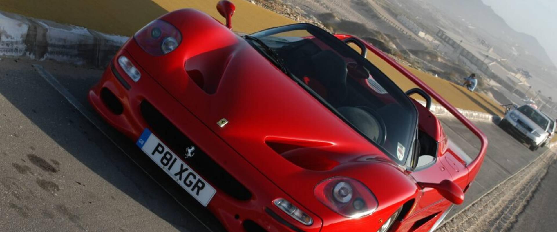 My Ferrari History: Part 2, F50-599GTB