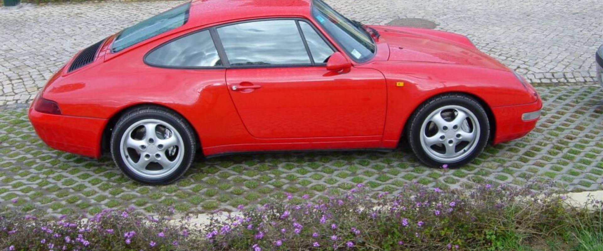 Our Porsche History