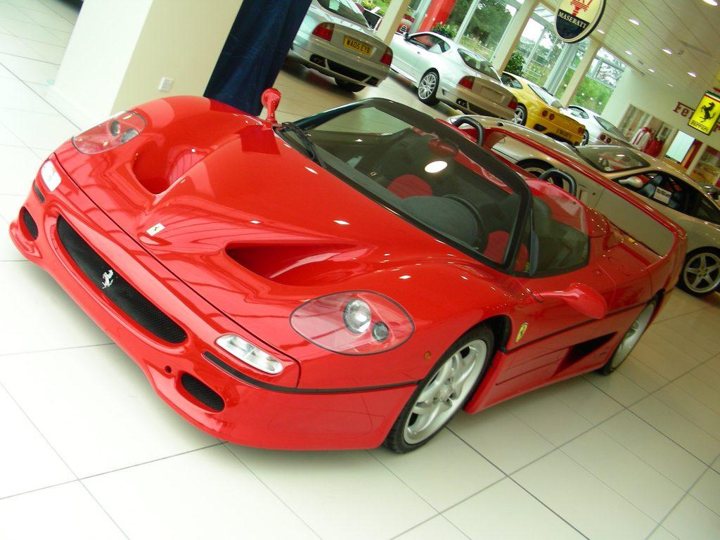 Dealing With Ferrari Karenable