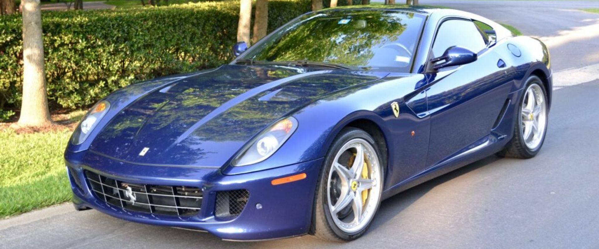 Ferrari 599 GTBLike But not Love