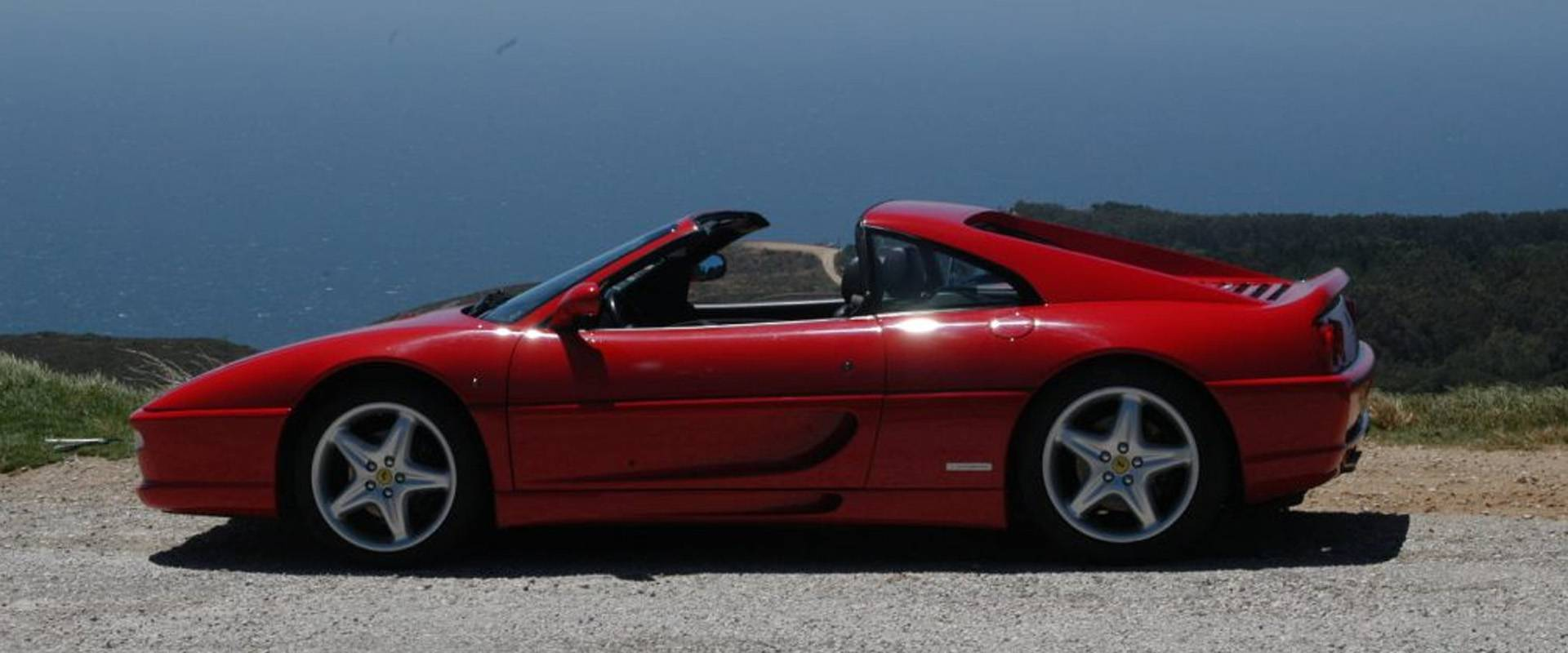 Our Genesis Supercar Ferrari F355 GTS