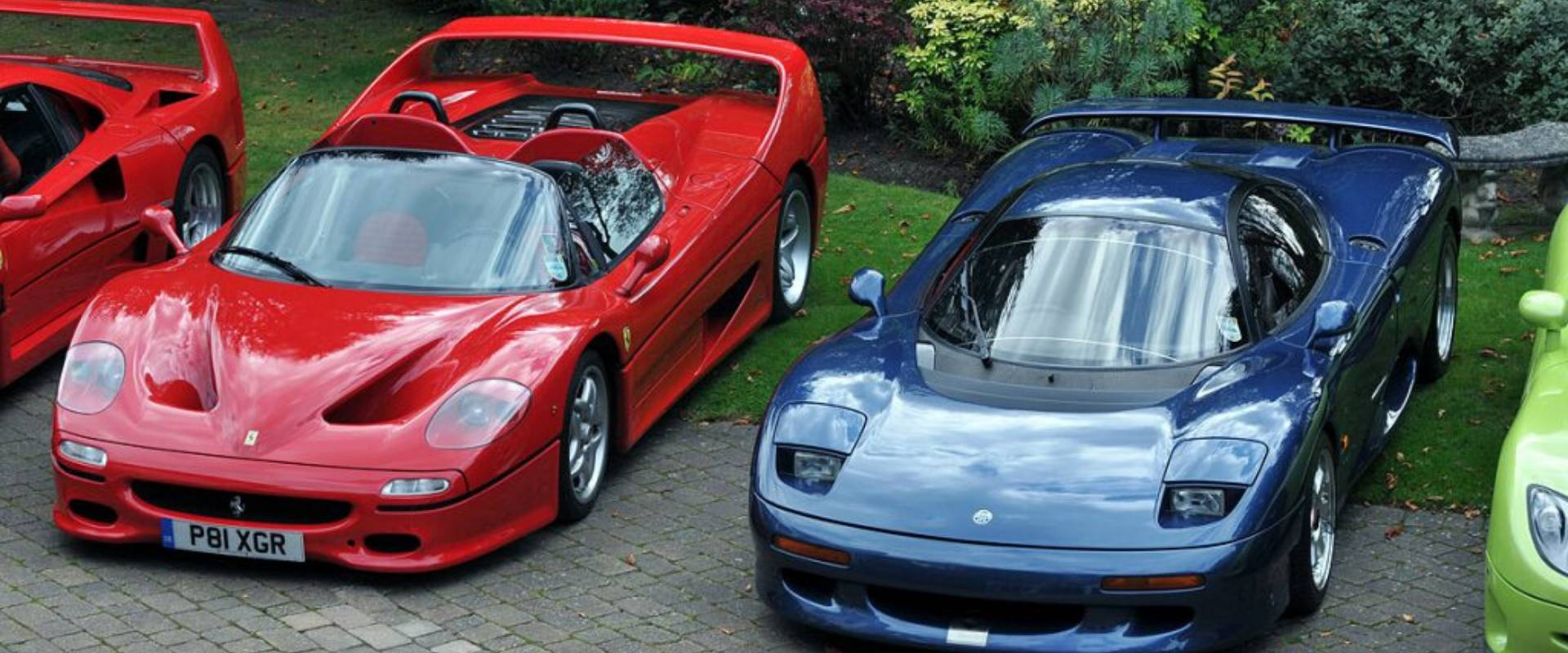 Car Collecting Journey Ferrari F50 to the Jaguar XJR-15