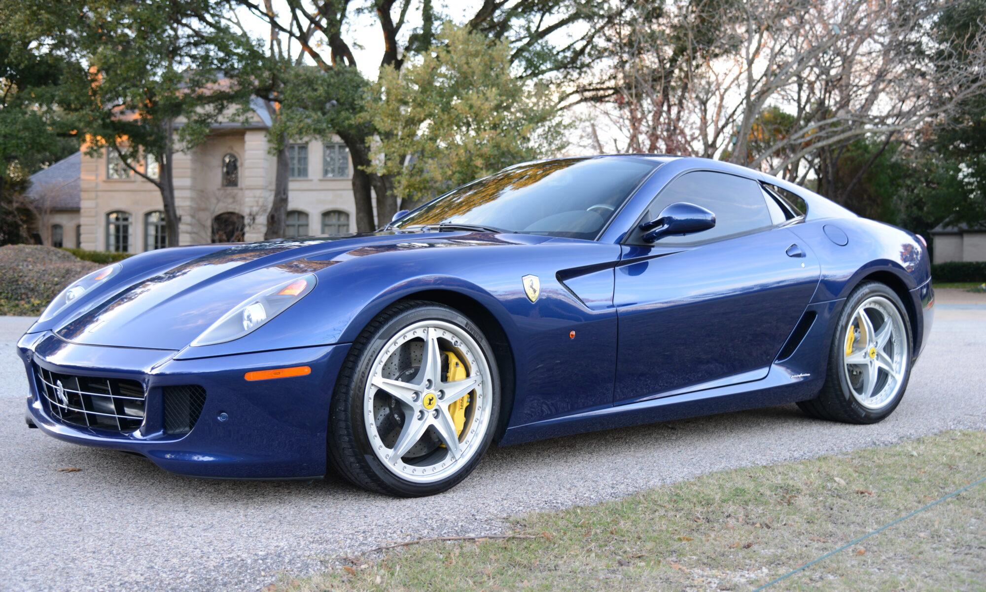 Man Math & Ferrari V12 GTs